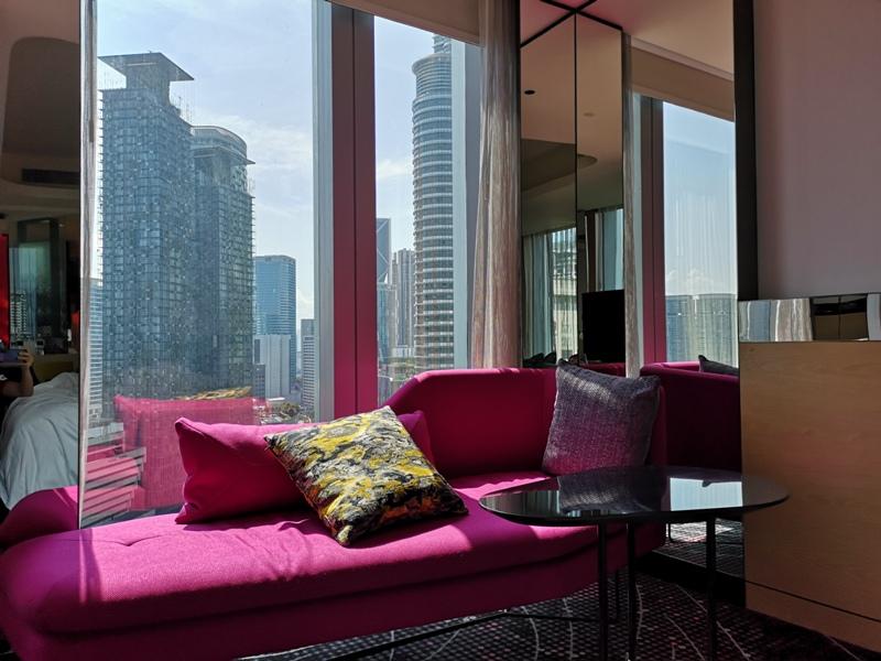 wkualalumpur34 Kuala Lumpur-時尚精品飯店W Kuala Lumpur 緊鄰雙子星塔熱鬧又方便