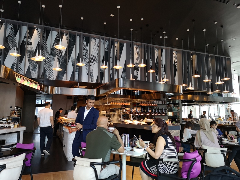 wkualalumpur74 Kuala Lumpur-時尚精品飯店W Kuala Lumpur 緊鄰雙子星塔熱鬧又方便