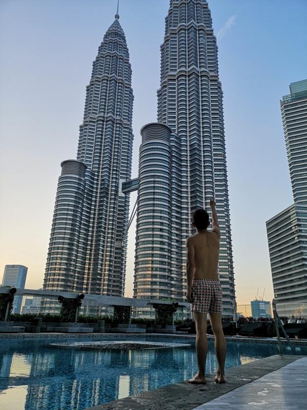 wkualalumpur84 Kuala Lumpur-時尚精品飯店W Kuala Lumpur 緊鄰雙子星塔熱鬧又方便