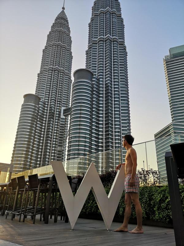 wkualalumpur85 Kuala Lumpur-時尚精品飯店W Kuala Lumpur 緊鄰雙子星塔熱鬧又方便