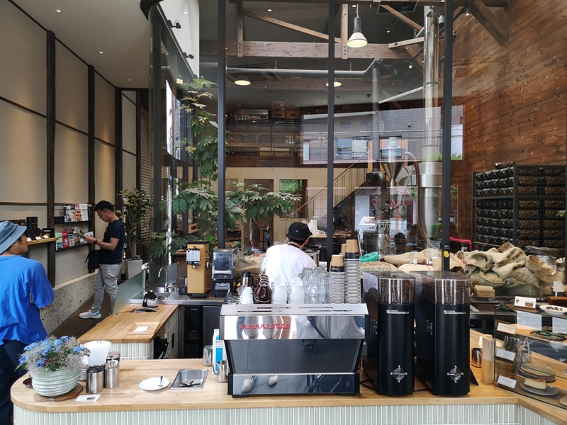 allpress05 Kiyosumi Shirakawa-來自紐西蘭Allpress Espresso各國咖啡聚集清澄白河