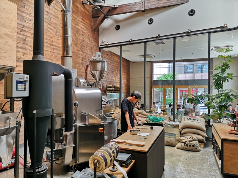 allpress10 Kiyosumi Shirakawa-來自紐西蘭Allpress Espresso各國咖啡聚集清澄白河