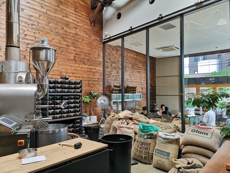 allpress11 Kiyosumi Shirakawa-來自紐西蘭Allpress Espresso各國咖啡聚集清澄白河