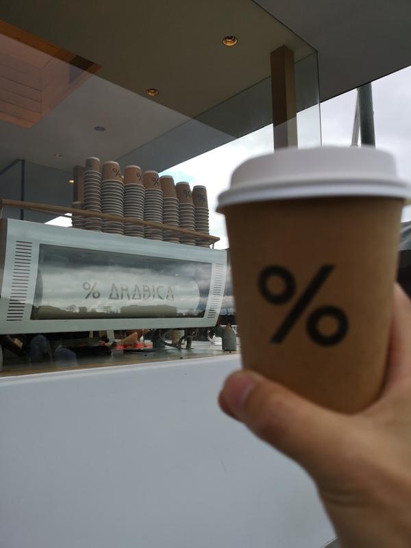 arabicaarashiyama16 Arashiyama-坐享嵐山景緻的%Arabica Coffee人潮太多排太久...