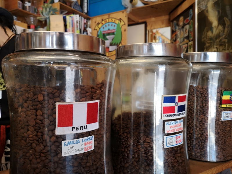 arisecoffee5 Kiyosumi Shirakawa-清澄白河人氣小店Arise Coffee Roaster潮男老闆尋找自己的咖啡味
