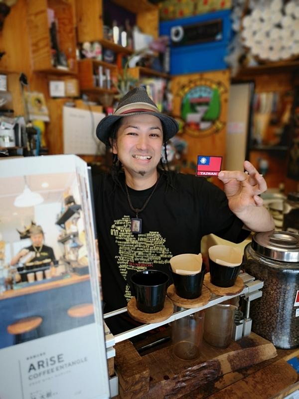 arisecoffee9 Kiyosumi Shirakawa-清澄白河人氣小店Arise Coffee Roaster潮男老闆尋找自己的咖啡味
