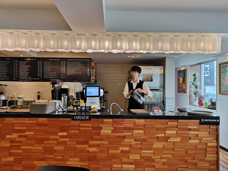 cafepera07 Seoul-首爾Cafe Pera 梨大門口輕鬆舒適 手沖好喝