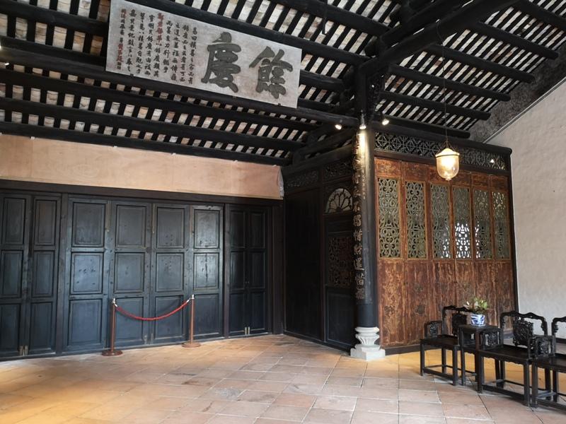 chenghouse12 Macao-澳門歷史城區 世界文化遺產 媽閣廟/亞婆井前地/鄭家大院 順道看最美的海景在主教山教堂