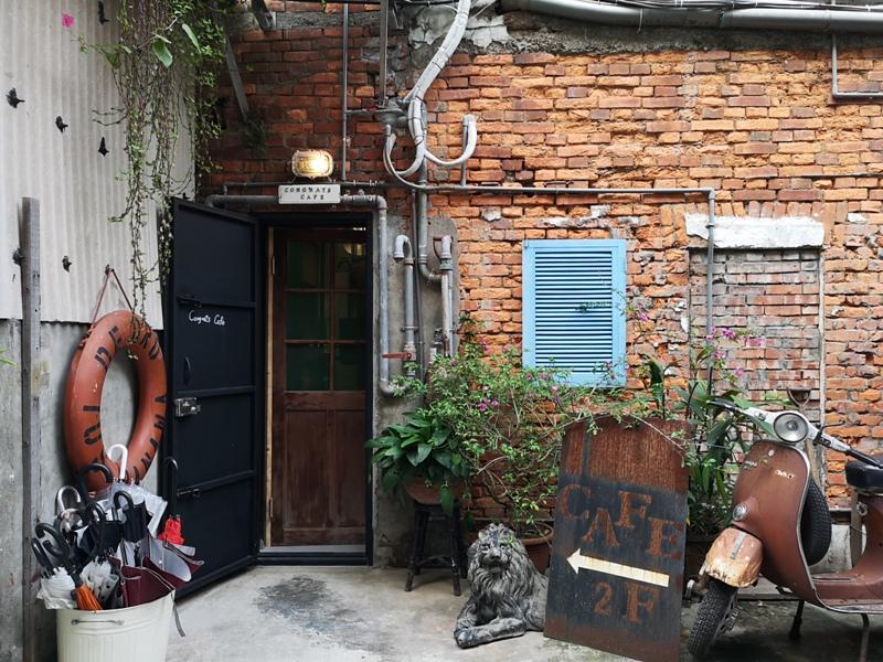 congrats02 大安-Congrats Cafe信義安和站旁 不起眼但可愛的舒服小店