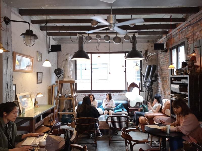 congrats06 大安-Congrats Cafe信義安和站旁 不起眼但可愛的舒服小店