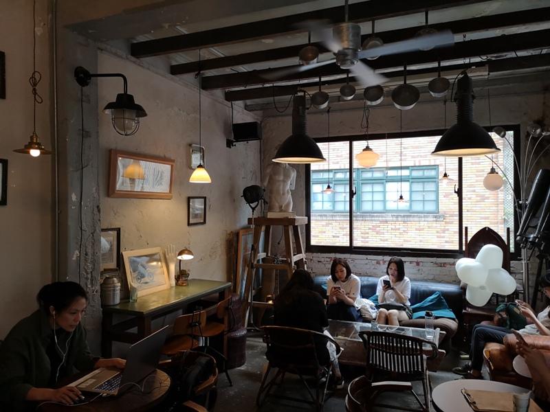 congrats10 大安-Congrats Cafe信義安和站旁 不起眼但可愛的舒服小店