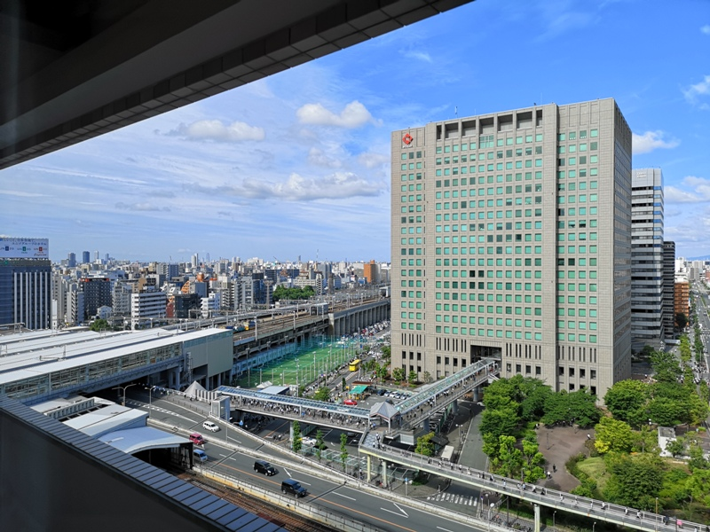 courtyardshinosaka20 Osaka-Courtyard Shin-Osaka Station新大阪站萬怡酒店 車站直結超方便