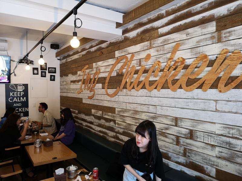 ingchicken4 Seoul-首爾新村ING Chicken吃炸雞ing 吮指回味樂無窮