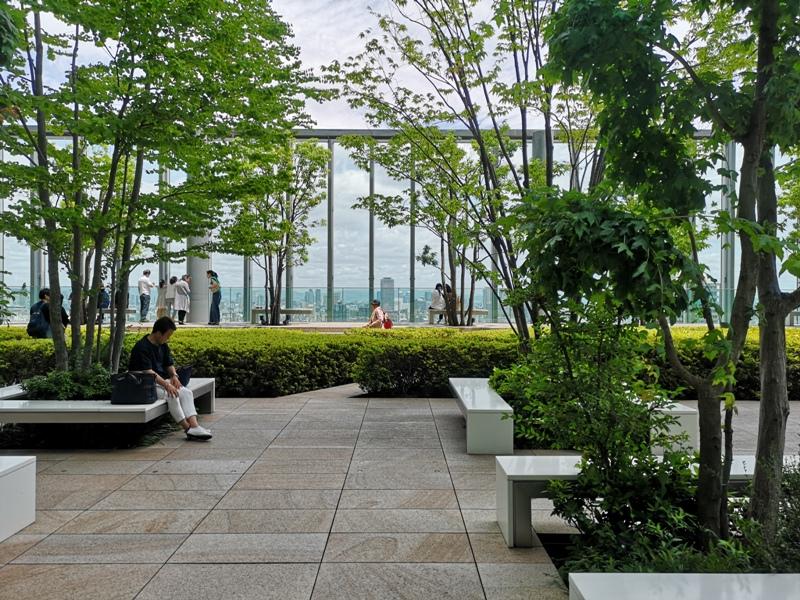 abenoharukas0130 Tennoji-阿倍野Harukas 300展望台 日本最高樓的大阪景觀