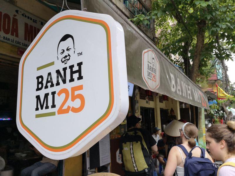 banhmi2501 Hanoi-Banh Mi 25河內名店 必吃越式三明治