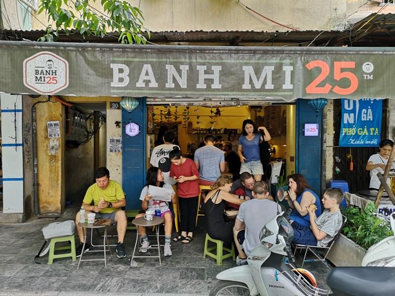 banhmi2502 Hanoi-Banh Mi 25河內名店 必吃越式三明治