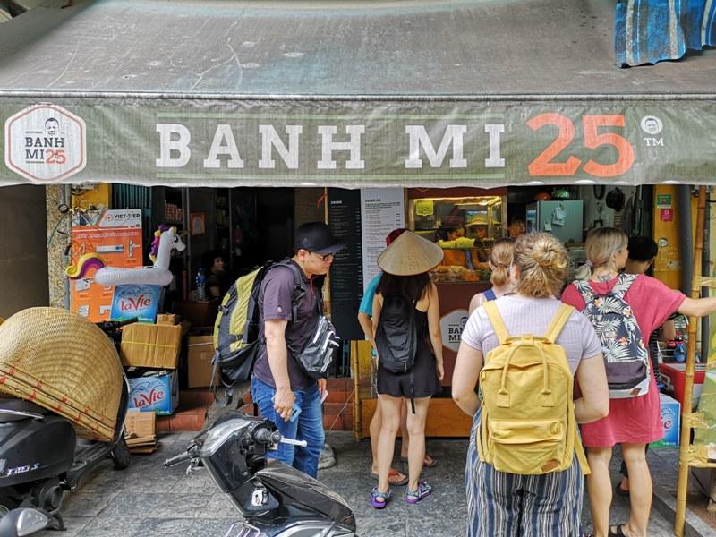 banhmi2503 Hanoi-Banh Mi 25河內名店 必吃越式三明治
