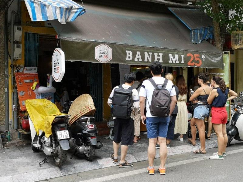 banhmi2504 Hanoi-Banh Mi 25河內名店 必吃越式三明治