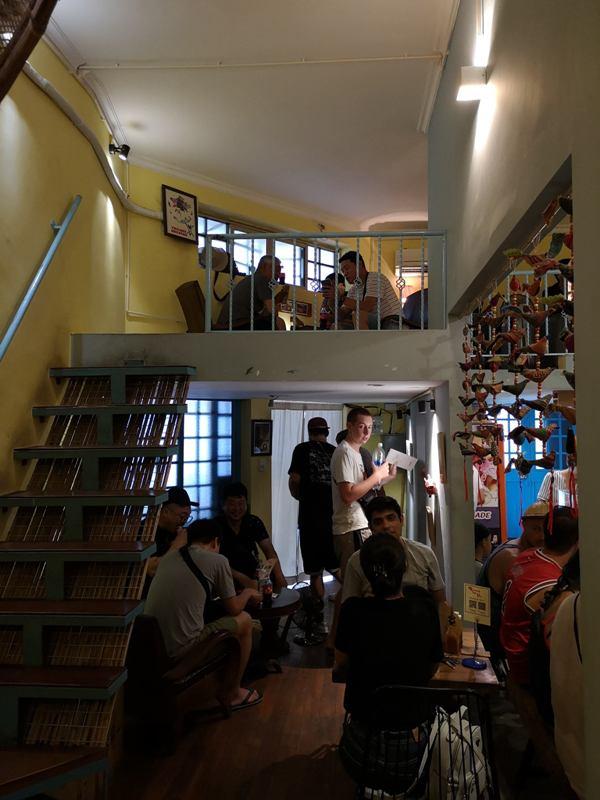banhmi2512 Hanoi-Banh Mi 25河內名店 必吃越式三明治