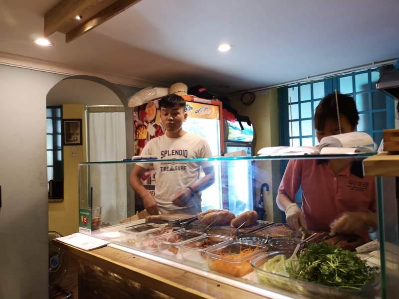 banhmi2514 Hanoi-Banh Mi 25河內名店 必吃越式三明治