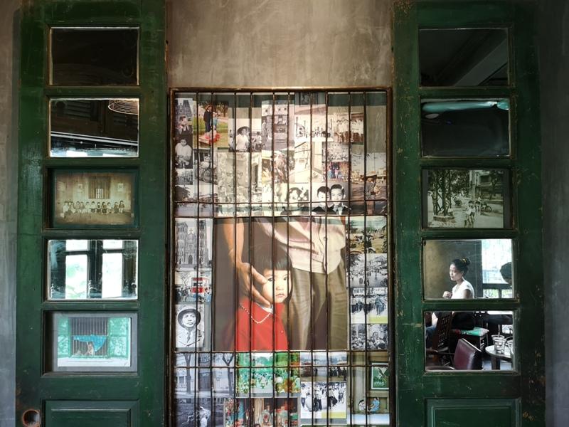 congcaphee11 Hanoi-河內Cong Caphe復古網紅店 越共咖啡