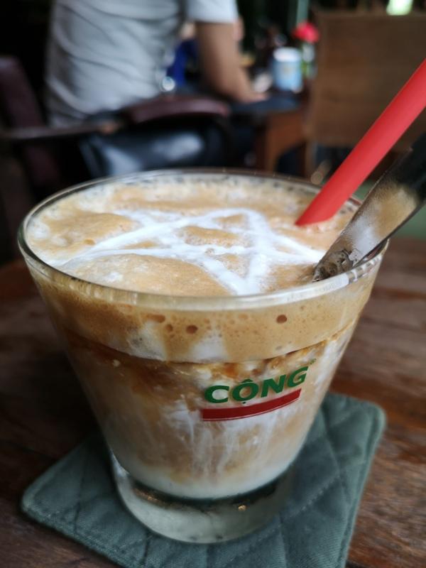 congcaphee13 Hanoi-河內Cong Caphe復古網紅店 越共咖啡
