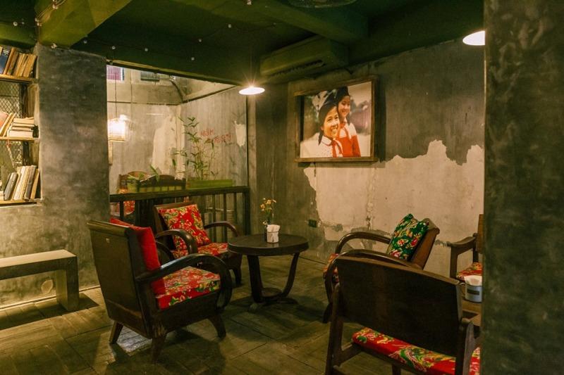 congcaphee17 Hanoi-河內Cong Caphe復古網紅店 越共咖啡