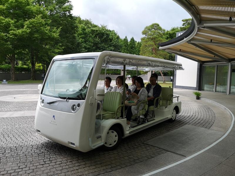 mihomuseum03 Shiga-滋賀Miho Museum美秀美術館 貝聿銘的桃花園 內外皆美的美術館
