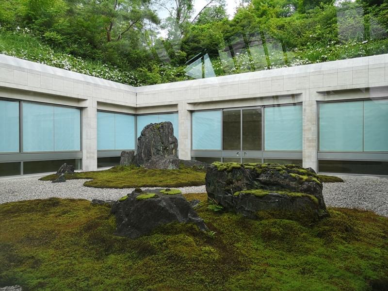 mihomuseum21 Shiga-滋賀Miho Museum美秀美術館 貝聿銘的桃花園 內外皆美的美術館