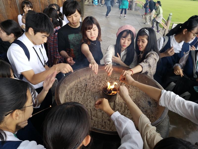 todaiji08 Nara-奈良小旅遊 世界文化遺產 東大寺&春日大社 搶食仙貝的小鹿亂撞