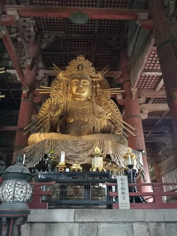 todaiji14 Nara-奈良小旅遊 世界文化遺產 東大寺&春日大社 搶食仙貝的小鹿亂撞