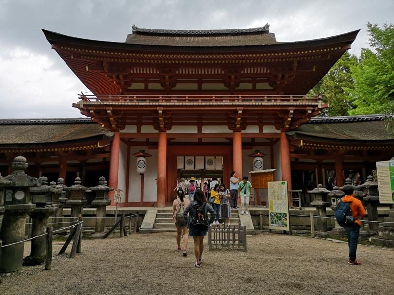 todaiji39 Nara-奈良小旅遊 世界文化遺產 東大寺&春日大社 搶食仙貝的小鹿亂撞