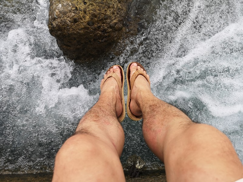 tofurockkkkk2 新竹-豆腐岩 頭前溪上水聲潺潺的IG熱點