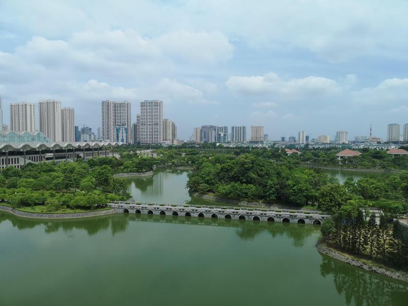 JWmarriotthanoi15217441 Hanoi-JW Marriott Hanoi川普歐巴馬習近平文在寅都住過的河內JW萬豪