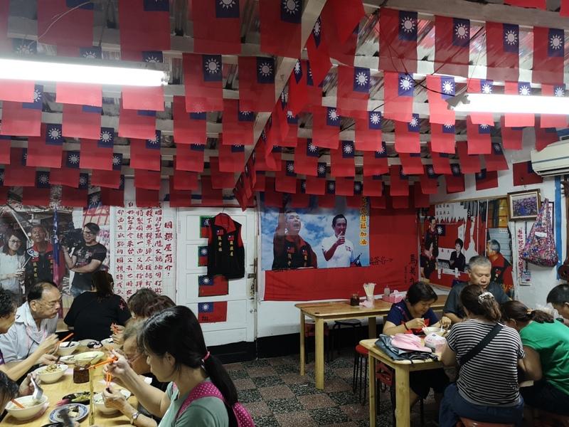 flagricenoodles074116 中壢-張老旺的國旗屋九旺米干 忠貞市場超人氣米干店