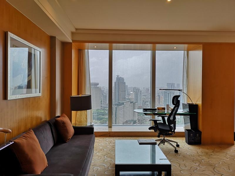 leroyalmeridien5808 Shanghai-上海世茂皇家艾美 地點超優...市中心慢慢逛