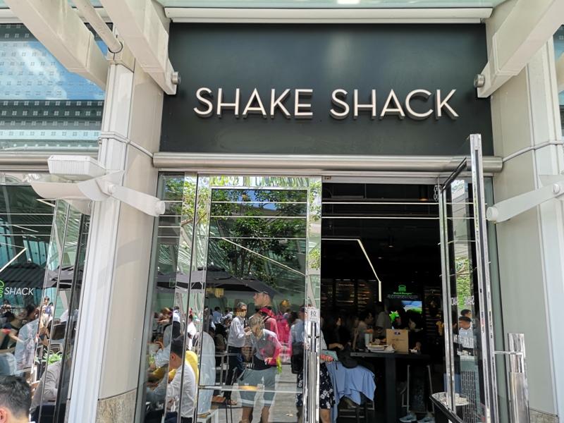 shakeshackifc01 HK-Shake Shack IFC 最潮也好吃的漢堡店 人氣滿分口味一流