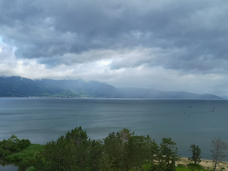 biwakomarriott36 Shiga-琵琶湖萬豪 坐擁湖光山色 簡單舒適度假風