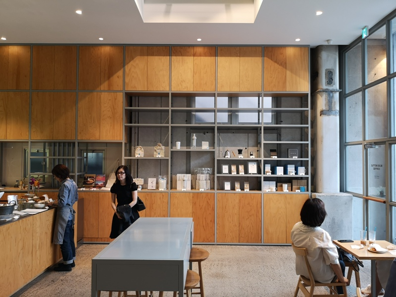 bluebottlenakameguro04 Nakameguro-Blue Bottle Coffee中目黑 滿滿文青氣氛