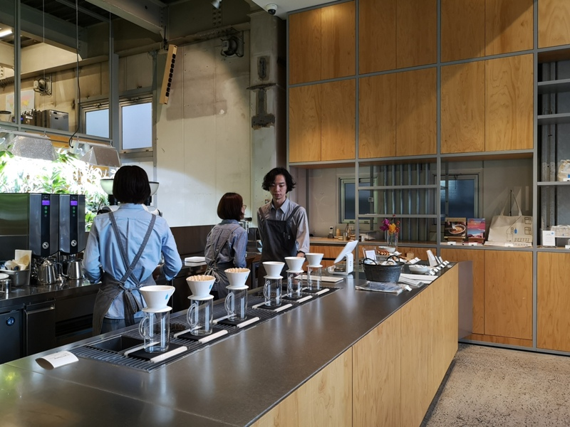 bluebottlenakameguro07 Nakameguro-Blue Bottle Coffee中目黑 滿滿文青氣氛