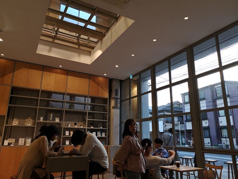 bluebottlenakameguro09 Nakameguro-Blue Bottle Coffee中目黑 滿滿文青氣氛