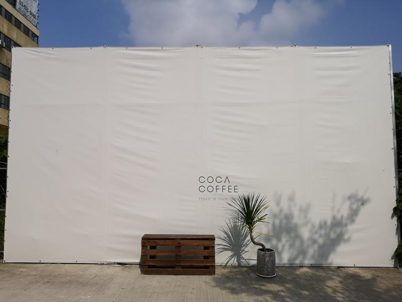 cocacoffee08 竹北-Coca Coffee超網美夢幻手沖咖啡吧...貨櫃屋概念的熱...