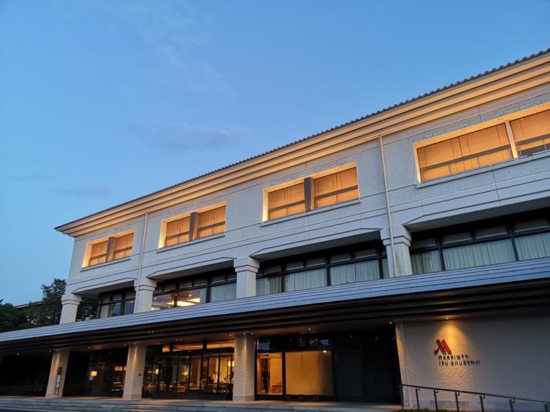 izumarriott02 Izu-伊豆修善寺萬豪 房間內泡湯享受山景與新鮮空氣