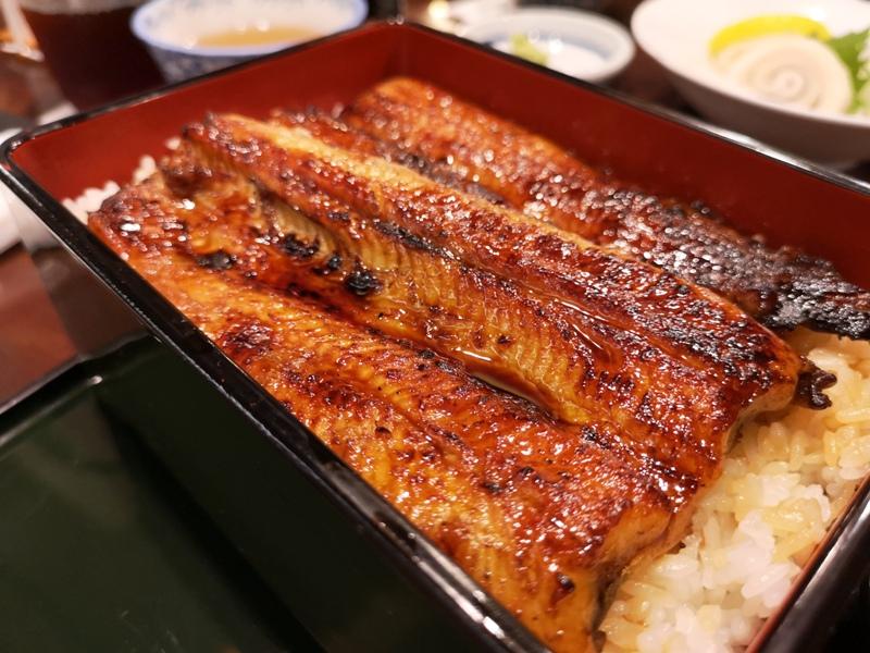 kandaunagi12 Kanda-神田きくかわ鰻魚飯 軟嫩香甜的鰻魚...昭和老店呈現古早味
