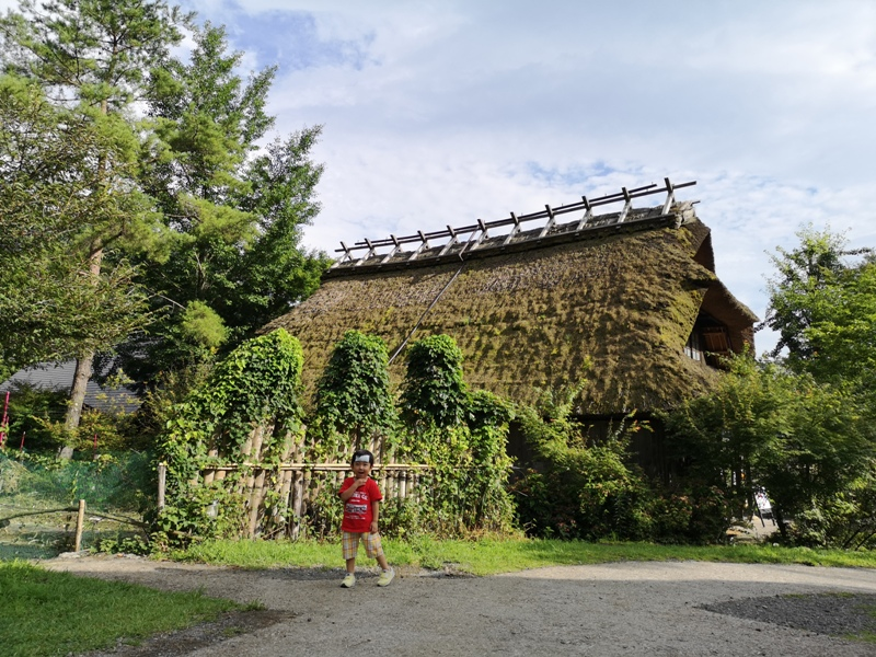 lyashinosatoo08 Seiko-西湖いやしの里根場 富士山下的合掌村