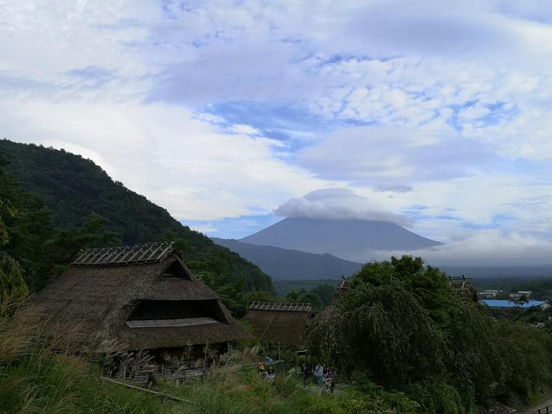 lyashinosatoo16 Seiko-西湖いやしの里根場 富士山下的合掌村