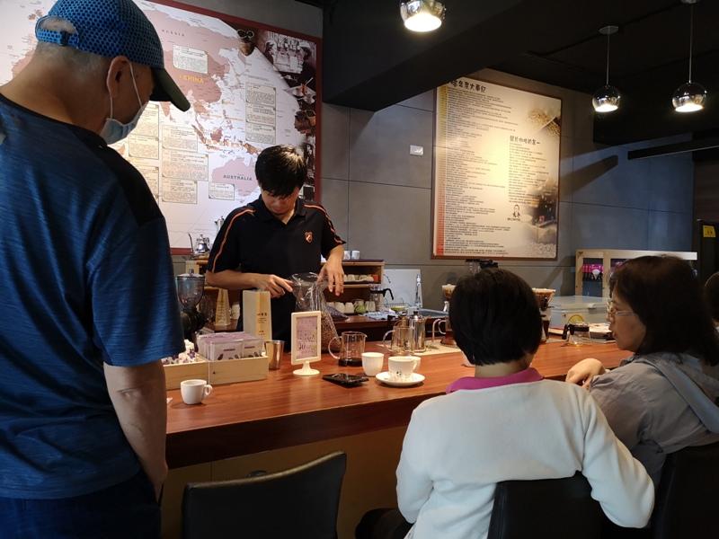 mrcoffee03 林口-咖啡先生 滿滿熱情沖出滿是咖啡香