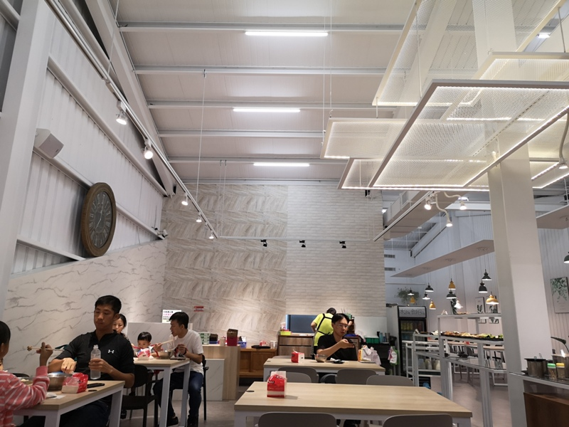 oldfist06 竹北-老拳棒棒 時尚咖啡館FU的麵食館