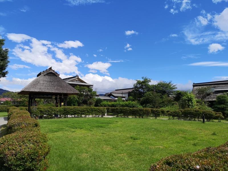 oshinohakkai05 Nakayamako-忍野八海 富士山旁湧泉小村落 看水玩水賞富士