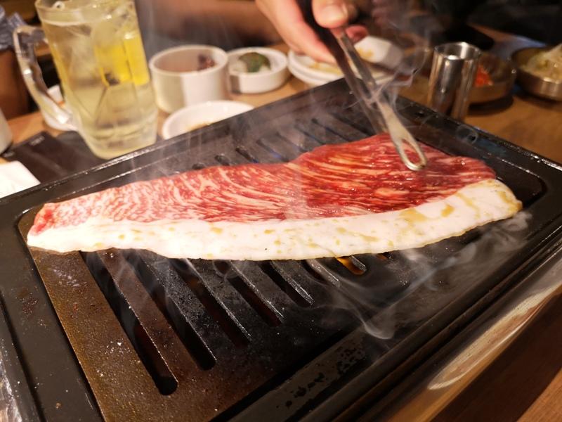 panchan12 Tamachi-焼肉Panchan絲綢般柔軟入口即化的燒肉...銷魂啊!!!